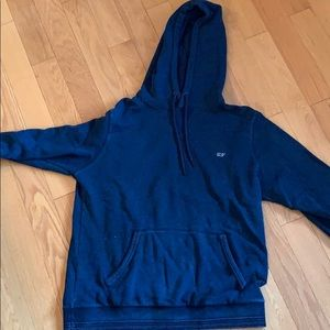 Large Vineyard Vines Denim Sweatshirt